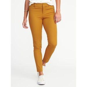 Mustard Pixie Pants 2Reg